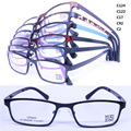 Wholesale 8601 new style rectange full-rim with silicone nose pad ultra lightweight bendable ULTEM optical frames free shipping
