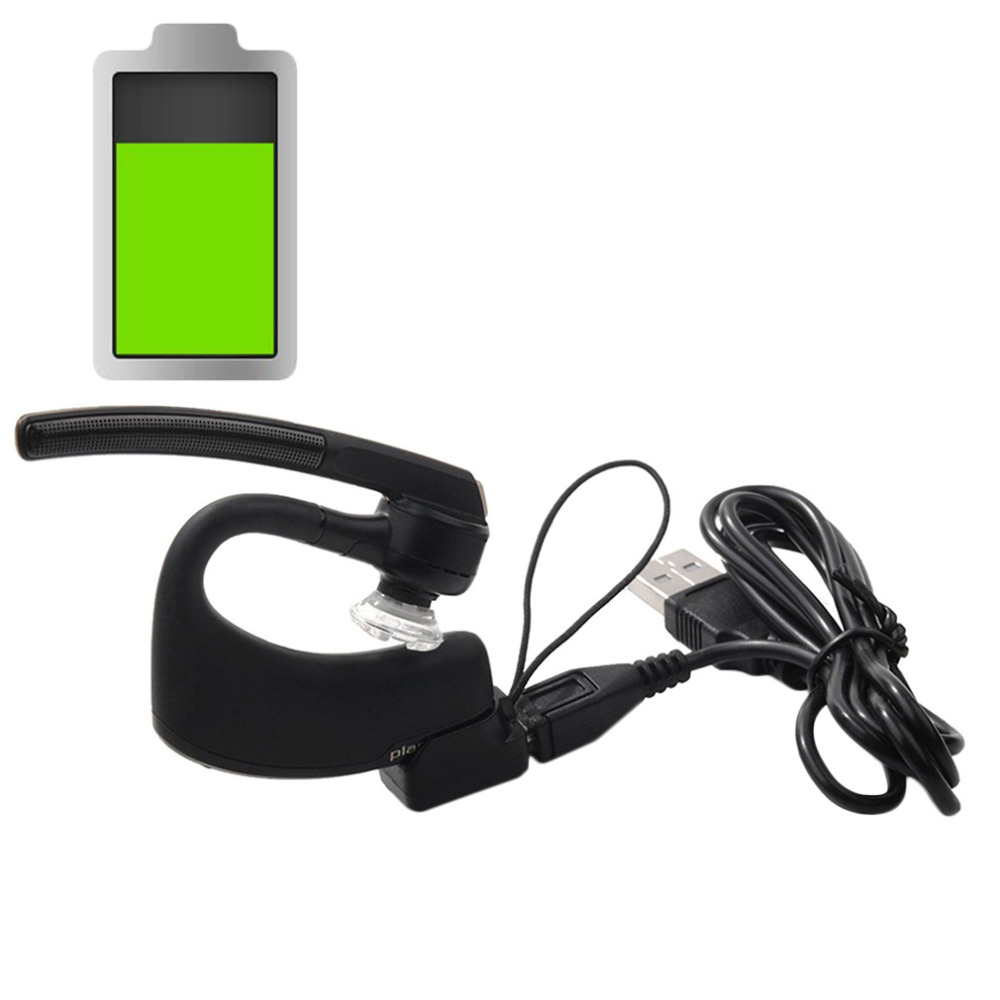 Bluetooth Headset USB Cable Cord Charging Cradle Charger Adapter For Plantronics Voyager Legend