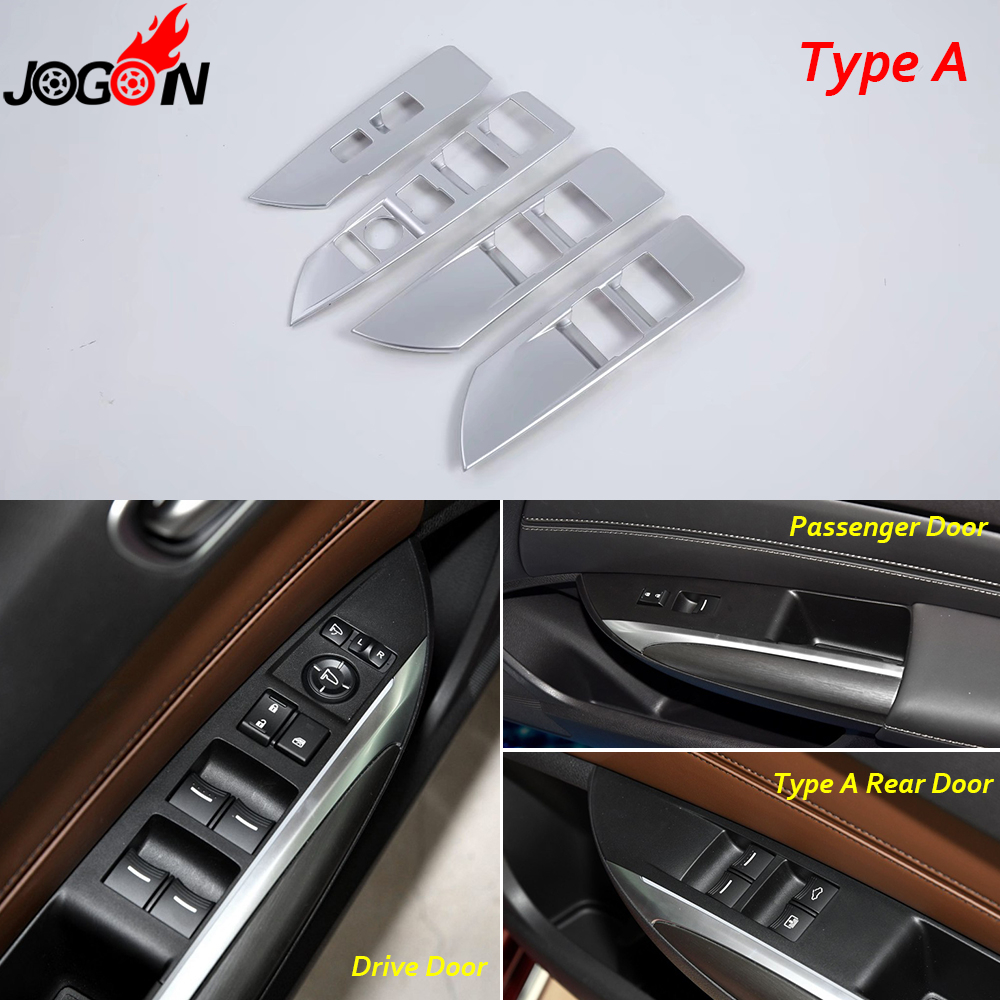 LHD For Acura TLX 2018 Facelift Car Styling Interior Door