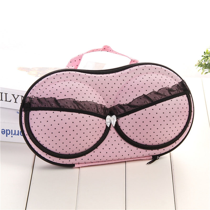Travel Mesh Underwear Bra Storage Box Lingerie Portable Protect Holder Home Organizer Accessories Supplies Gear Stuff Product|Drawer Organizers| |  - title=