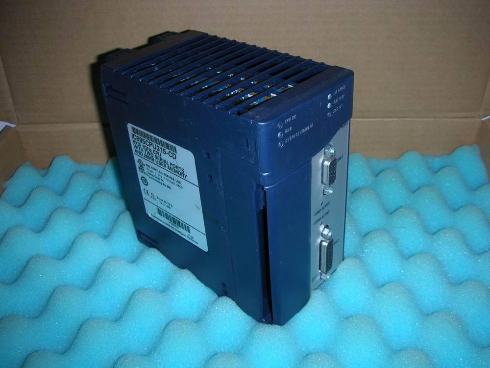 1PC USED GE FANUC IC695CPU315-CD1PC USED GE FANUC IC695CPU315-CD