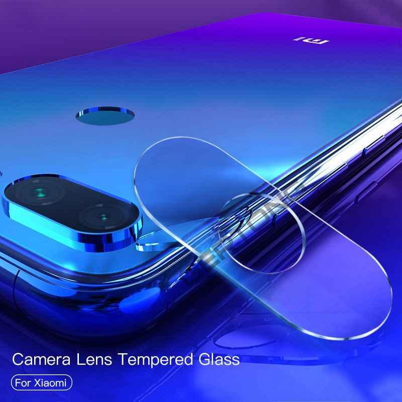 الكاميرا الخلفية عدسة الزجاج المقسى واقي للشاشة فيلم ل شياو mi الأحمر mi 7 ملاحظة 5 7 6 برو 6A mi x 2 ماكس 3 mi 9 SE mi 8 6 A1 A2 لايت