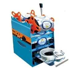 Electric Manual Plastic Cup Sealing Machine,Sealing  Diamter;6.5cm,7cm,9cm