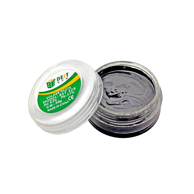 BST-328 50g Solder Tin Paste Lead Soldering Aid Accessories
