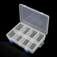 Free Shipping PP IC Storage Box Thicken Category Box Sealed Bin Home Component Screw Case Drug