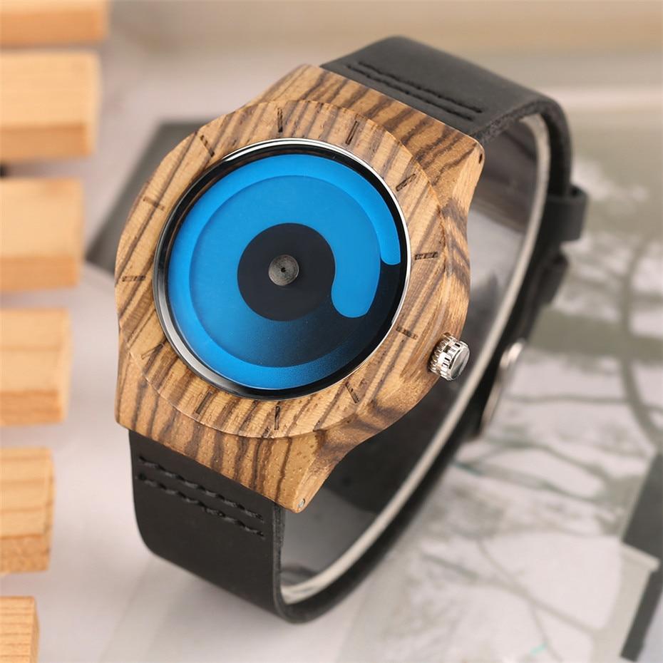 nature wood watch creative watches men08