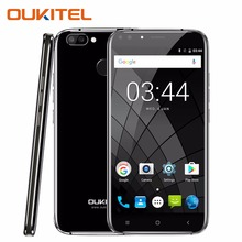 "Oukitel U22 Smartphone 5.5"" HD 2 GB RAM 16GB ROM Android 7.0 Mobile Phone 720x1280px 8MP 2700mAh Battery 3G Unlocked Cell Phone"