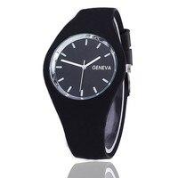 Watch Women Famous brand Fashion Casual quartz watch Men watches Montre Femme Reloj Mujer Silicone Waterproof Sport Wristwatches Women Quartz Watches