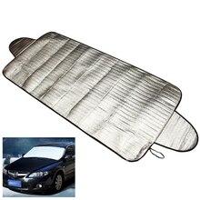Покрытие на лобовое стекло автомобиля, защита от мороза, льда, снега, защита от ультрафиолета, защита от снега, мороза, защита от пыли, аксессуары для автомобиля