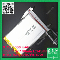 SafetyPacking Lavel4 3 7v 5000mAH 3098142 32100140 35100145 Li Ion Battery For Tablet Pc 9 7
