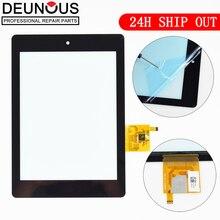 Новинка 7,9 ''дюймовый сенсорный экран панель дигитайзер стекло для acer Iconia Tab A1 810 A1-810 A1-811 Черный