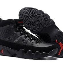 8c2413441a9 Jordan aire Retro 9 IX hombres zapatos de baloncesto el espíritu OG alta  altura creciente impermeable zapatillas de deporte para.