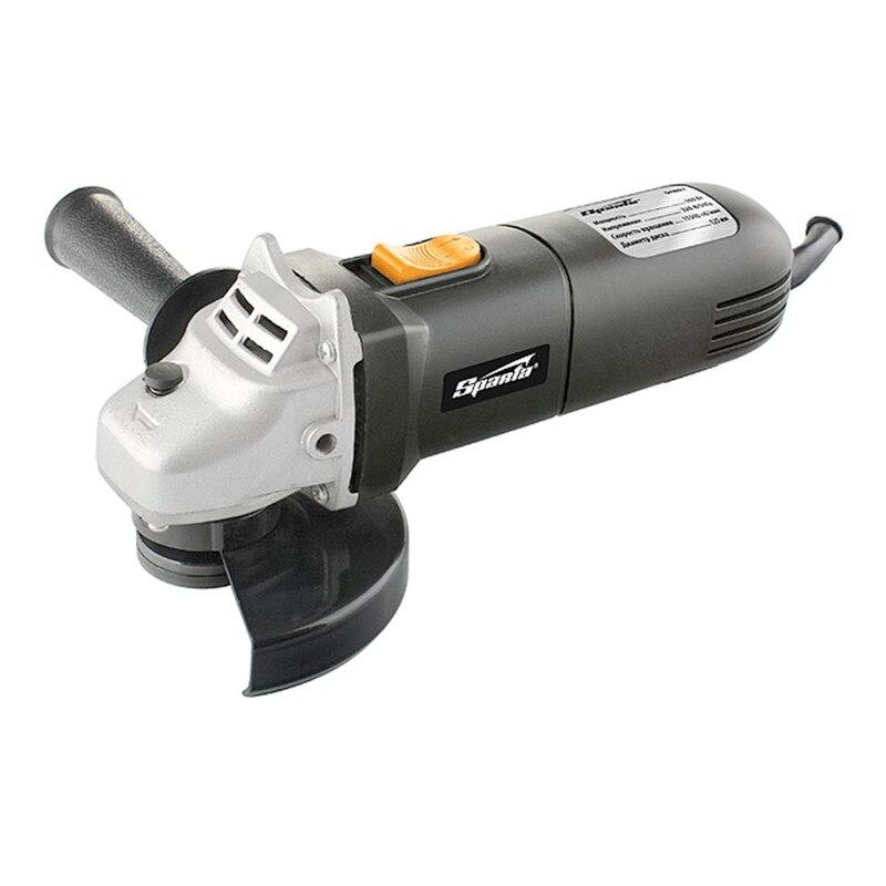 Angle grinder SPARTA 94802 kalibr mshu 125 955 electric angle grinder polisher machine hand wheel grinder tool