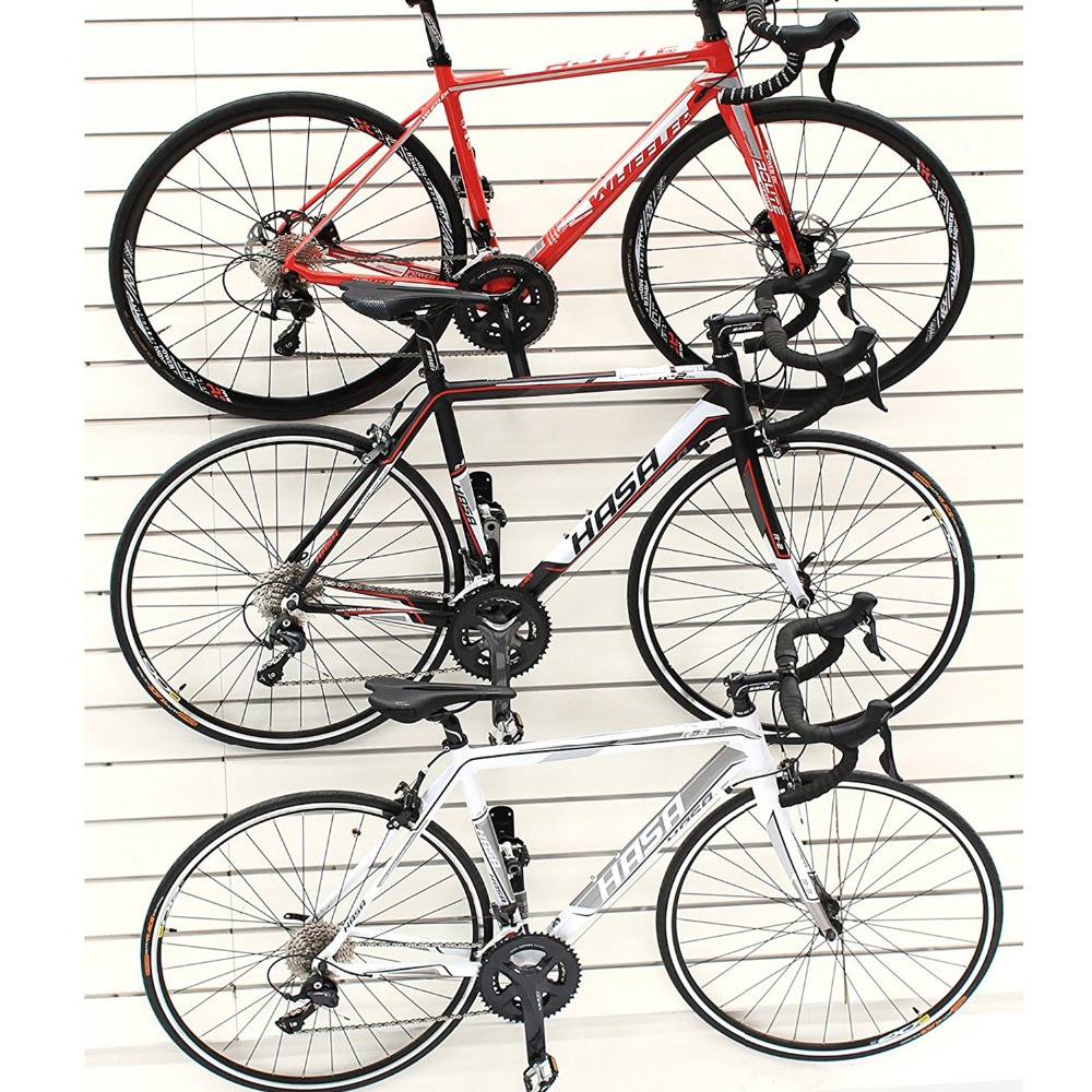 Image 5 - 100kg Capacity Bike Wall Mount Bicycle Stand Holder Mountain Bike Rack Stands Steel Hanger Hook Storage Bicycle Accessories-in Skate Board from Sports & Entertainment