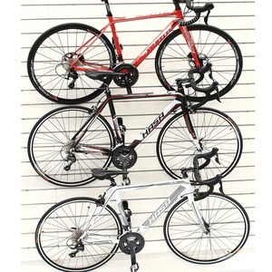Image 5 - 100kg Capacity Bike Wall Mount Bicycle Stand Holder Mountain Bike Rack Stands Steel Hanger Hook Storage Bicycle Accessories