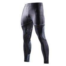 Бэтмен против флэш компрессионные штаны 3D мужские обтягивающие спортивные штаны модные леггинсы для бега фитнес бодибилдинга эластичные брюки, кальсоны