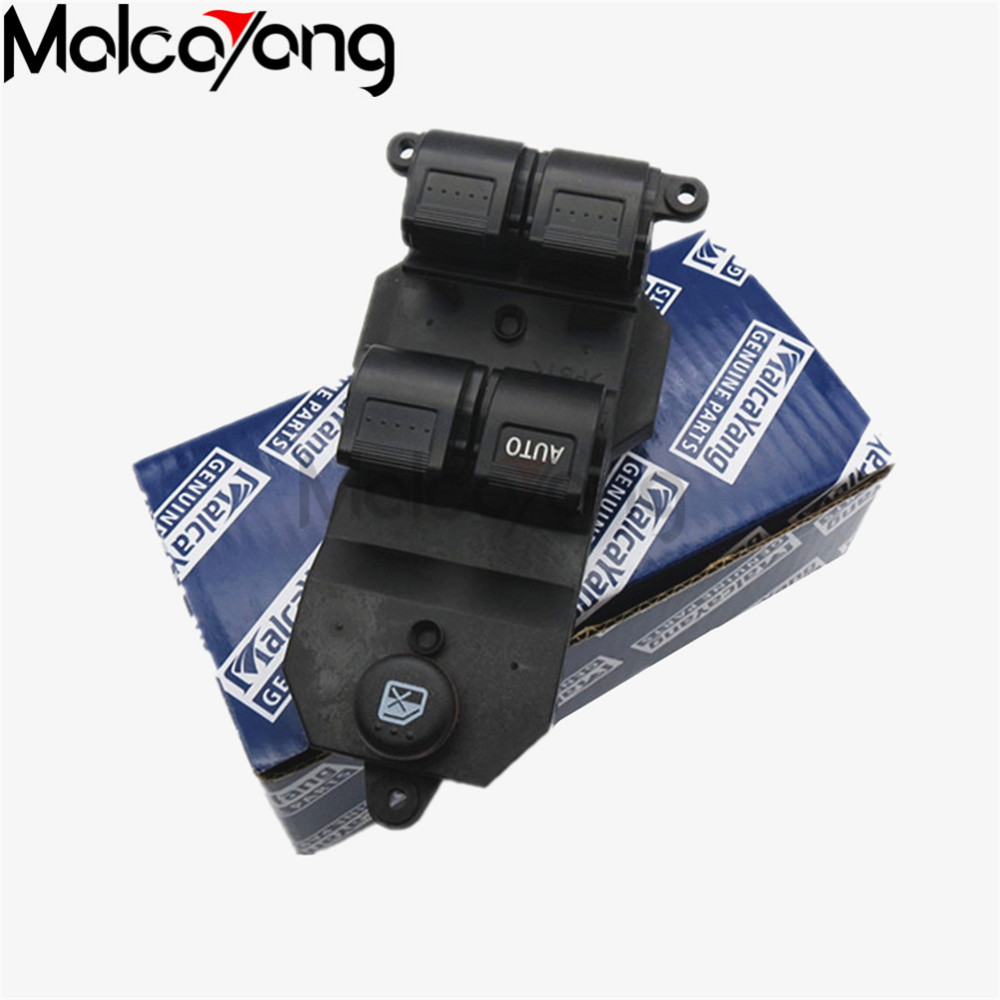 Electric Power Window Lifter Master Control Switch For Honda Crv Cr 2001 Parts Discount Factory Oem And V 2006 2003 2004 2005 In Car Switches Relays From Automobiles Motorcycles On