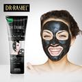 DR. RASHEL Succión Máscara Negro Despegue Facial Nariz Removedor de La Espinilla del Tratamiento Del Acné Máscara de Colágeno Con Carbón De Bambú 120 ML