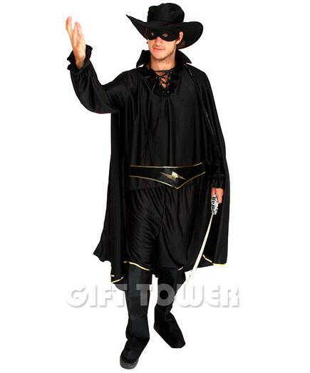 disfraces de halloween zorro