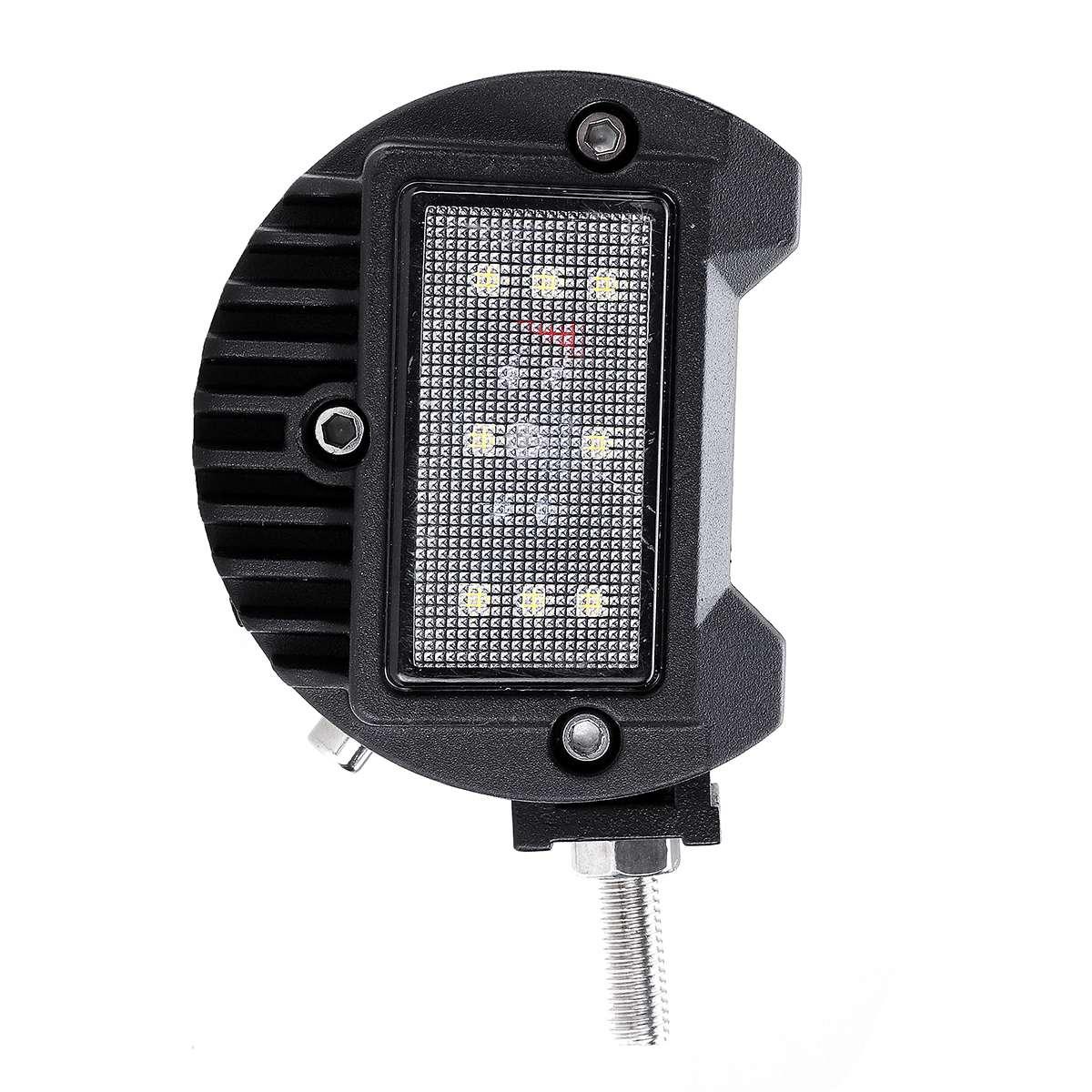 12v 24v, luz de lateral luminosa para