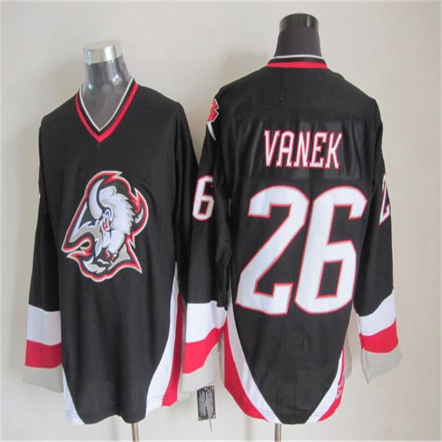 super popular 24144 47a25 Mens Retro Thomas Vanek Stitched Name&Number Throwback Hockey Jersey -in  Hockey Jerseys from Sports & Entertainment on Aliexpress.com | Alibaba Group