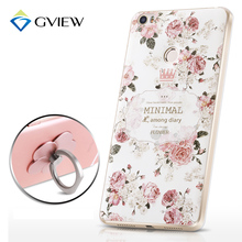 High Quality 3D Relief Print Soft TPU Back Cover Case For Huawei Nova Women 5.0 inch Phone Bag Luxury Coque Shell