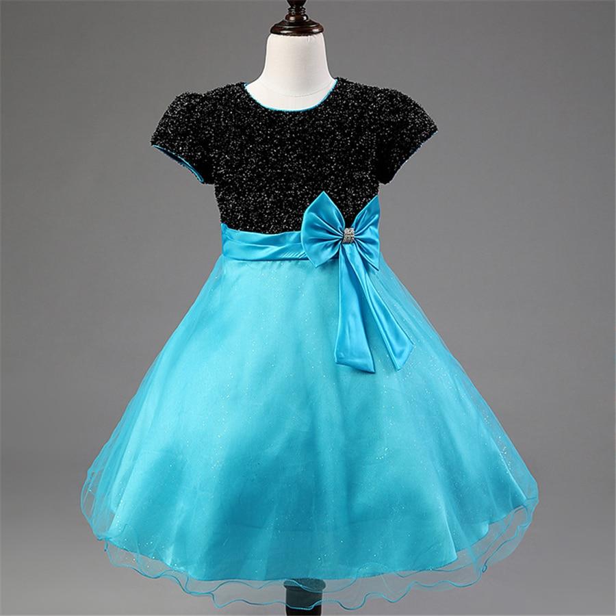 Princess Girls Dress for 3 4 5 6 7 8 10 11 12 years girl summer ...