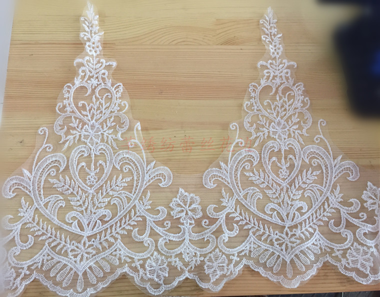 Online Buy Wholesale Ivory Lace Trim From China Ivory Lace