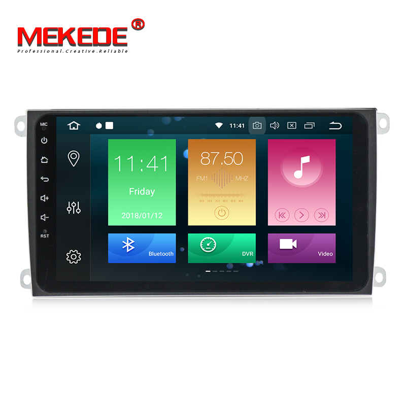 Octa core PX5 Android 8.0 Car DVD GPS Navigation Player For Porsche Cayenne 2003 2010 TDA7851 4G RAM WIFI BT 3G free shipping