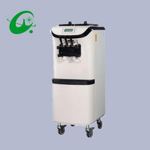 28-32L/H luxury Soft Serve Ice Cream Machine Spaceman ice cream machine chinese Rainbow ice cream machine