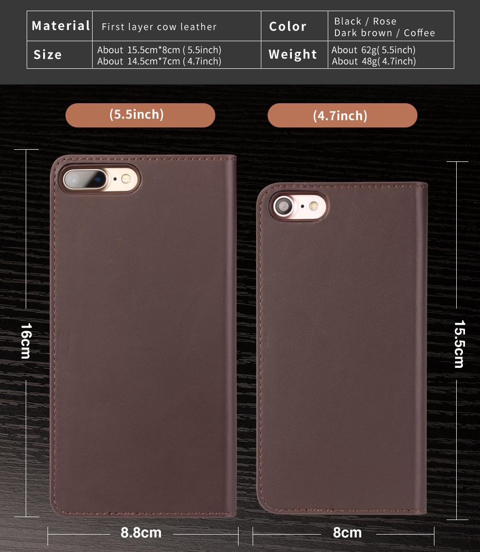 inch Phone Flip 4.7/5.5 3