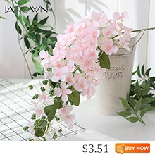 JAROWN-Simulation-Long-Hydrangea-Wedding-DIY-Decorative-Flower-Home-Party-Decorations-Flores-Artificial-Silk-Fake-Flowers