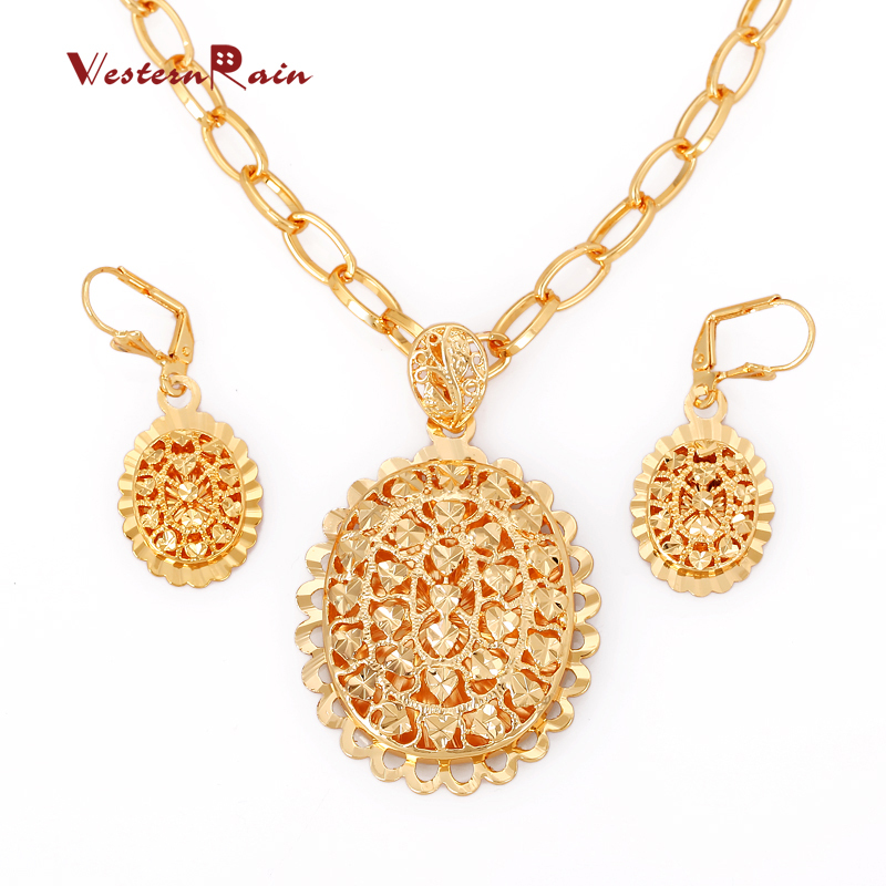 Westernrain 2015 gold plated 18k new design jewelry for Decor jewelry