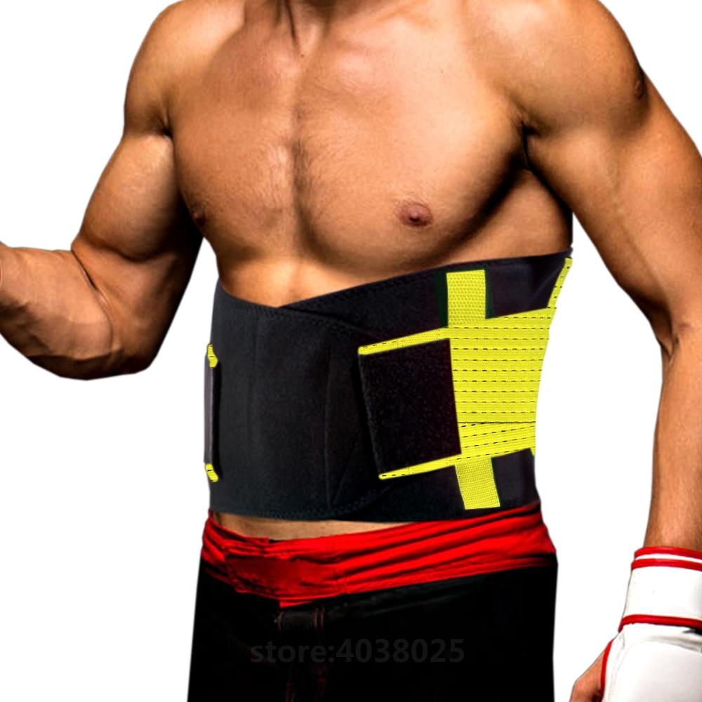 Adjustable Medicine Therapy Back Lumbar Support Belt Braces Women Men Waist Back Posture Corrector Belt Bone Ease Pains Corset