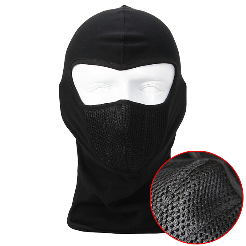 Breathable Balaclava Windproof Bicycle Airsoft Military