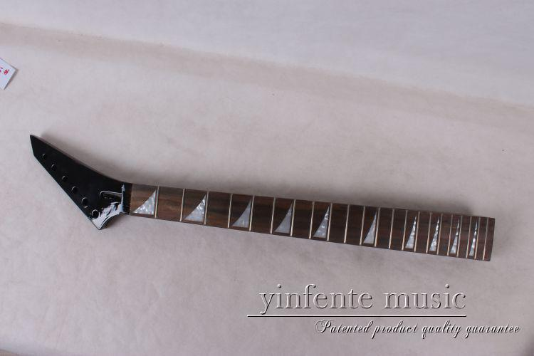 S-00166 # 25.5    Electric guitar neck    fine quality  rosewood fingerboard 22  fret s 00166 25 5 big head electric guitar neck fine quality rosewood fingerboard 22 fret