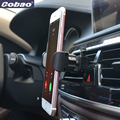 Cobao universal car mount holder air vent holder soporte soporte ajustable smartphone iphone 5s 6 7 plus galaxy xiaomi redmi