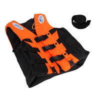 Brand Professional Adult Kid Life Jacket Survival Suit Fishing Jacket Better Buckle High Strength Durable 100