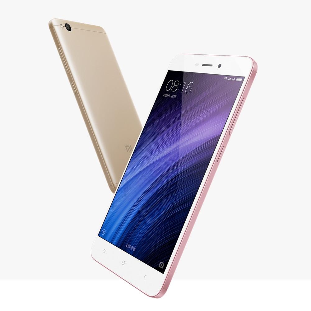 Global Version Original Xiaomi Redmi 4A 2GB 32GB Mobile Phones Snapdragon 425 Quad Core 5.0 Inch 13MP Camera MIUI 8.1 OTA Update