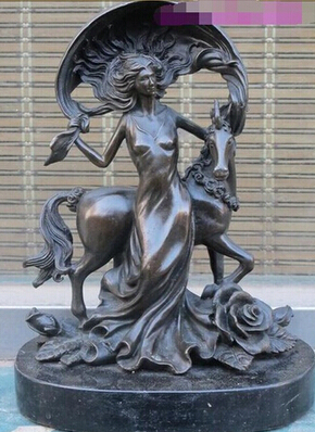 Antique bronze pur cuivre laiton chinois artisanat décor ation asiatique Livre ocidentaire Bronze Art Cachecol belle