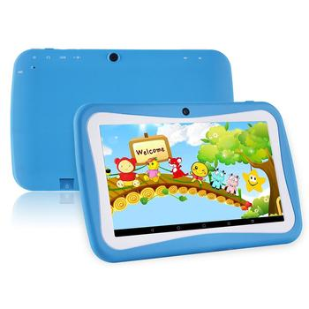 таблетка Tablet PC 7 Inch 1024*600 Android 7.0 Quad Core 1GB RAM 8GB ROM Dual Camera WiFi Connection image