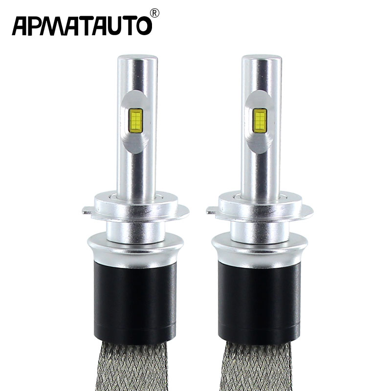 Disciplined 2pcs Car Headlight H7 H4 Led H8/h11 Hb3/9005 Hb4/9006 H16 jp 9012 90w 9600lm Auto Bulb Headlamp White Light 12v-24v Durable Service