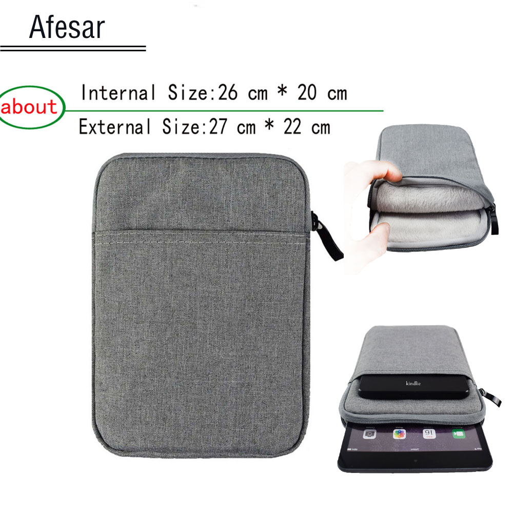 Universal 9.7 10.1 inch Tablet bag case for iPad 2 3 4 Air zenpad ONYX BOOX PocketBook SURFpad cover less than size: 26.5*20cm the headless horseman