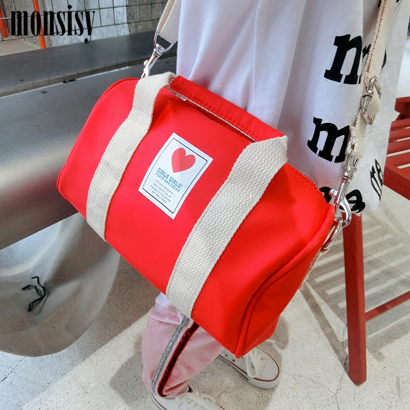 72fb52ee8b82 Monsisy/холщовые спортивные сумки для девочек и мальчиков, дорожная сумка,  Детский кошелек,