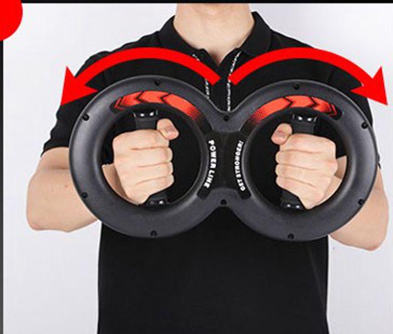 Chaud! Force de la main poignée formateur 10 kg 15 kg 20 kg multifonction avant-bras Force Fitness ressorts puissance poignet bras exercice