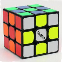 TOP Quality Professional No Locking No Pop Magic Speed Cube Puzzle Toys Magico Cubo Gifts for Kids or Adults Magic Cubes