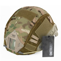 OneTigris Tactical Military Helmet Covers Camouflage Cover Airsoft Paintball Shooting Helmet Accessory For FAST MH PJ
