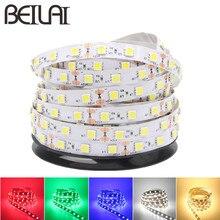RGB LED Strip 5050 5M 600LED DC 12V Not Waterproof iluminacion LED Strip Light Neon Flexible Lamp Fita LED Tape String Christmas