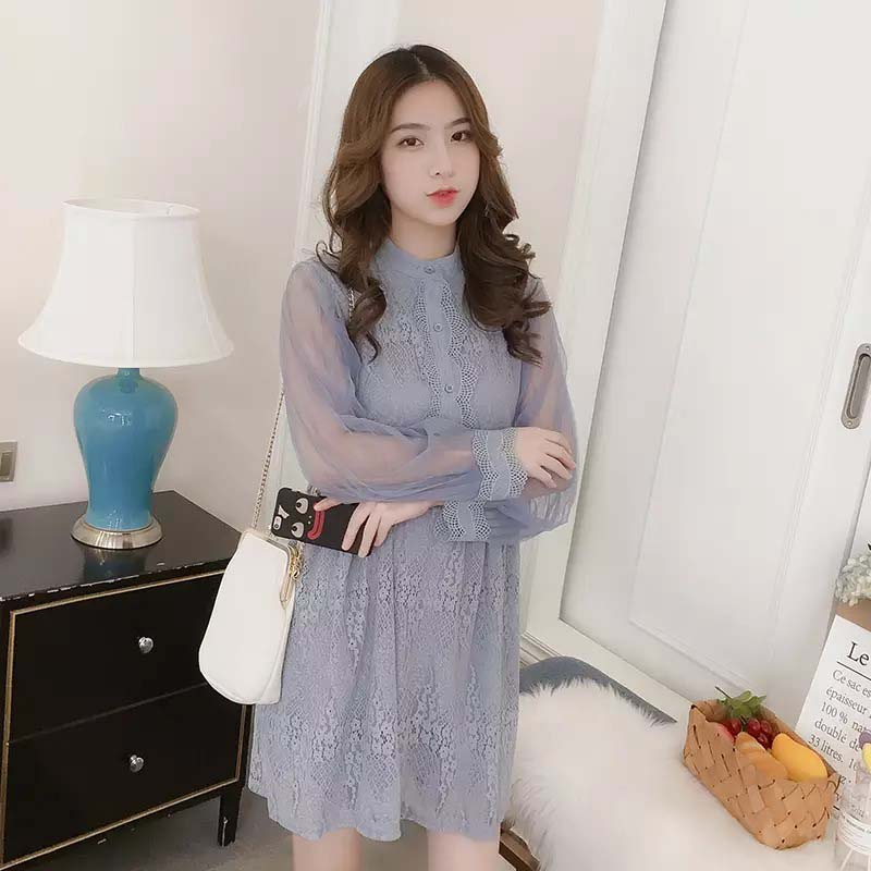 a3fe1ce5c94 2018 lace sexy dress short for women clothing plus size mini cute see  through dresses korean white 5xl summer fashion elegant-in Dresses from  Women s ...