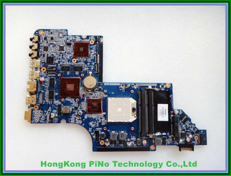 ФОТО 640452-001 for HP DV6 MAIN BOARD laptop motherboard HPMH-41-AB6300-B00G DDR3 100%test